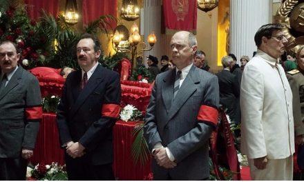 Políticos russos repudiam tom crítico de filme 'The Death of Stalin'