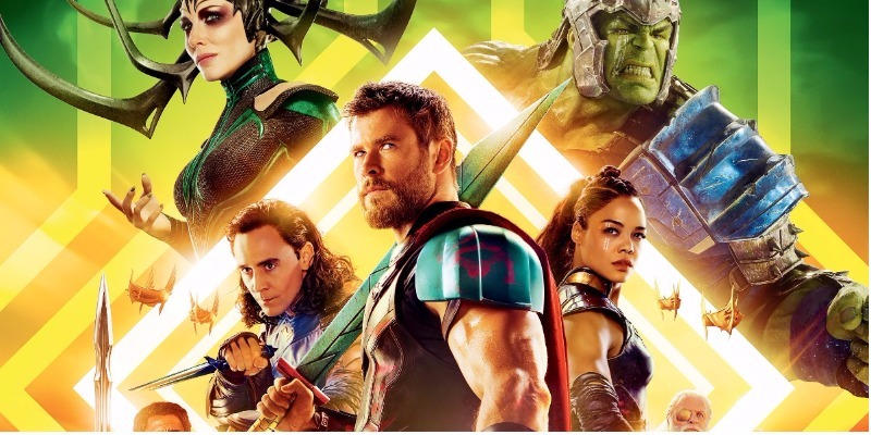 'Thor: Ragnarok' segue imbatível nas bilheterias do Brasil