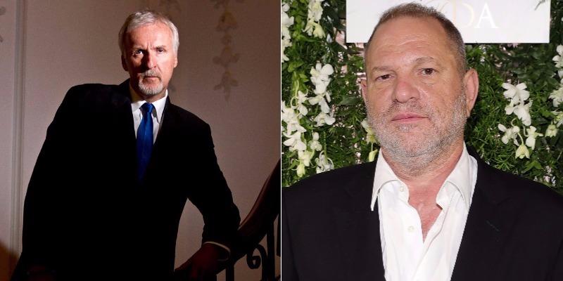 James Cameron recorda quase briga com Harvey Weinstein no Oscar