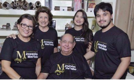 Casa de Cultura Joaquim Marinho abre as portas para todas as artes