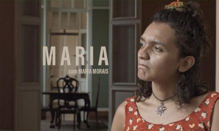 Curta do Amazonas, 'Maria' vence dois prêmios em festival pernambucano