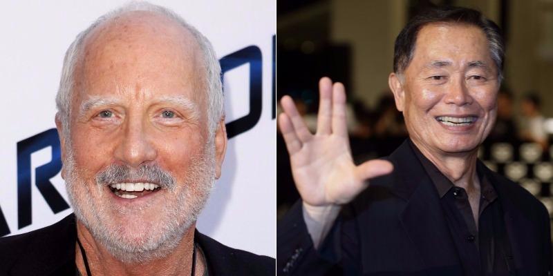Richard Dreyfuss e George Takei são acusados de assédio sexual
