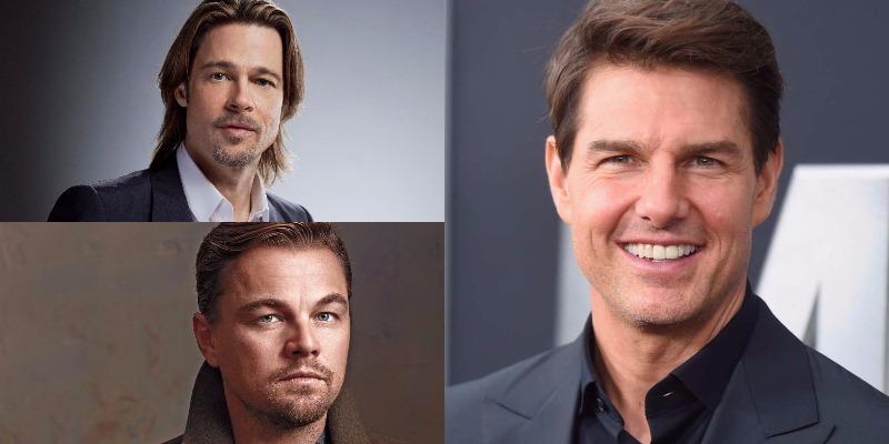 Tom Cruise, Brad Pitt e Leonardo DiCaprio estão cotados para novo filme de Tarantino