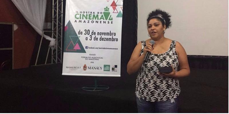 'Maria' vence prêmio do júri popular da Mostra do Cinema Amazonense