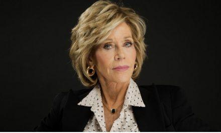 Jane Fonda pede oportunidade para trabalhar com Quentin Tarantino