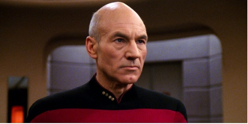 Patrick Stewart abre as portas para retornar a 'Star Trek' com Quentin Tarantino