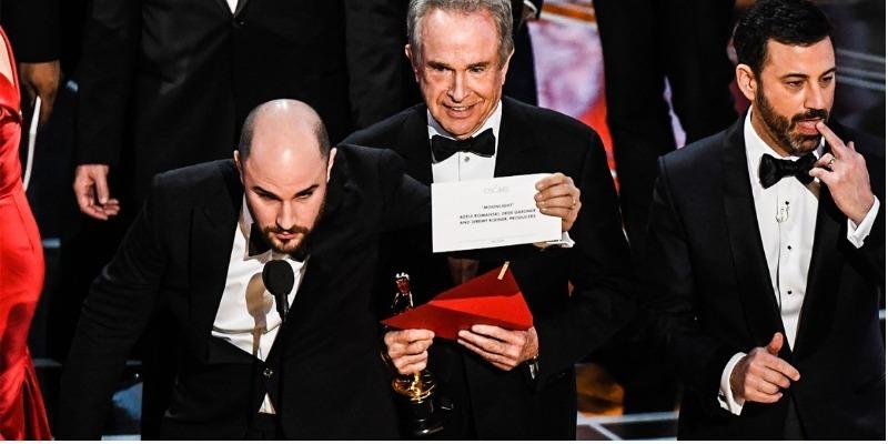 Oscar: os 10 Momentos mais Constrangedores da História do evento
