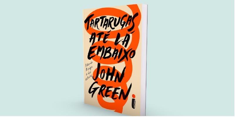 'Tartarugas até lá Embaixo' será o novo livro de John Green nos cinemas