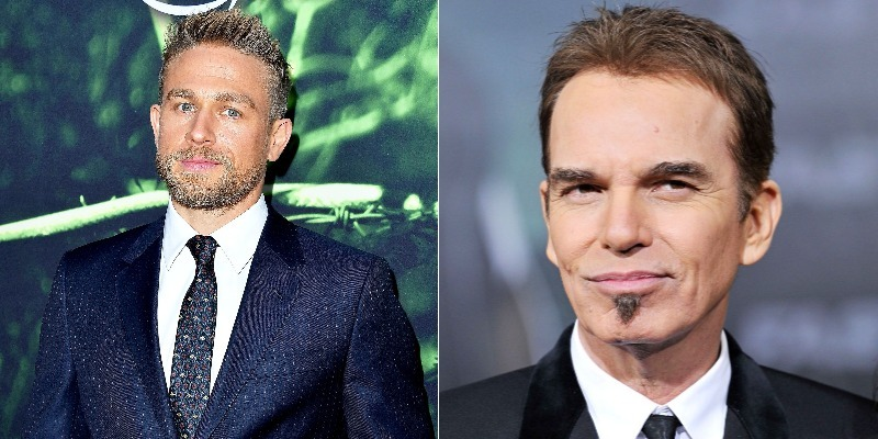 Charlie Hunnam e Billy Bob Thornton se juntam ao elenco de 'A Million Little Pieces'