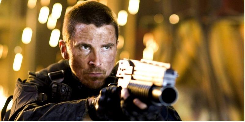 Christian Bale relembra experiência ruim na série 'O Exterminador do Futuro'