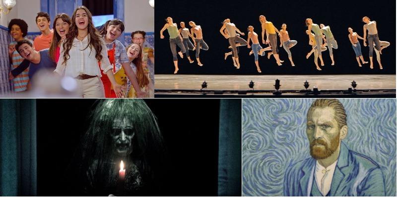 Sete filmes chegam aos cinemas de Manaus neste fim de semana