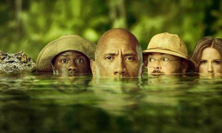 'Jumanji' chega à terceira semana no topo das bilheterias dos EUA