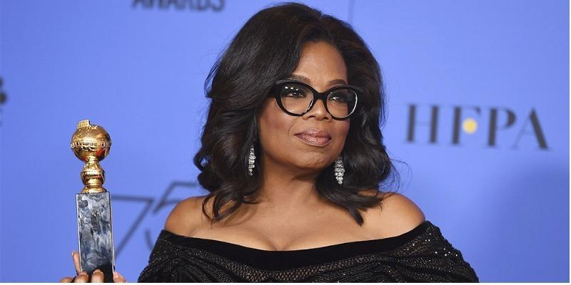 Oprah Winfrey anuncia 'um novo tempo' para as mulheres vítimas de abusos