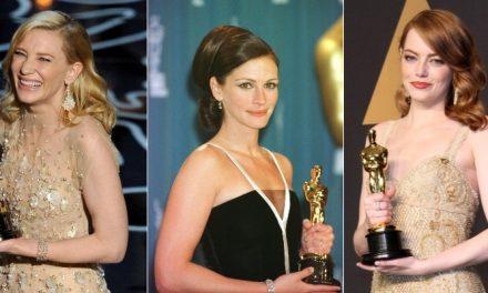 Oscar: TOP 5 Ganhadoras de Melhor Atriz de 2000 a 2017