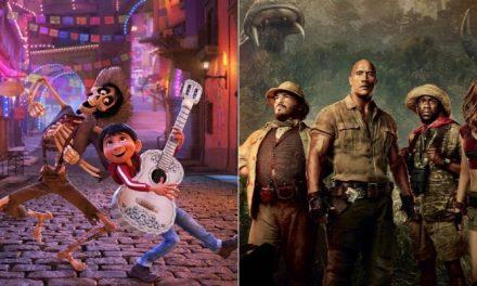 'Viva' e 'Jumanji' são destaques nos cinemas de Manaus no início de 2018