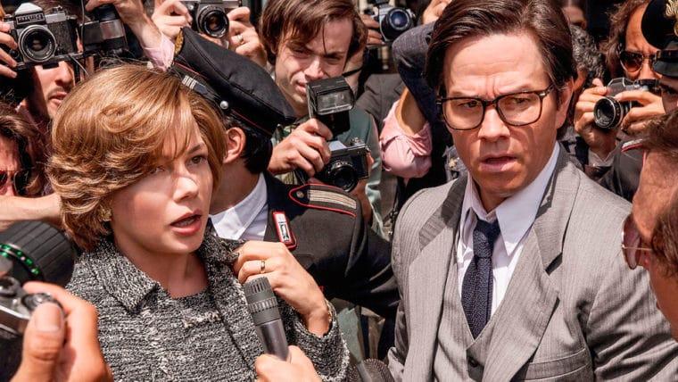 Mark Wahlberg doa salário de 'Todo o Dinheiro do Mundo' para a Time´s Up