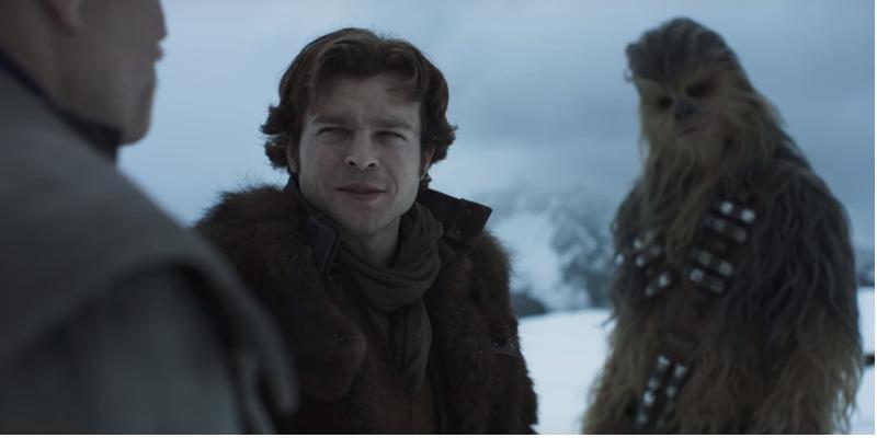 """Veja o trailer de """"Han Solo: uma história Star Wars"""""""