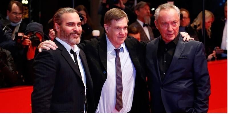 Joaquim Phoenix vive cartunista tetraplégico em novo filme de Gus Van Sant