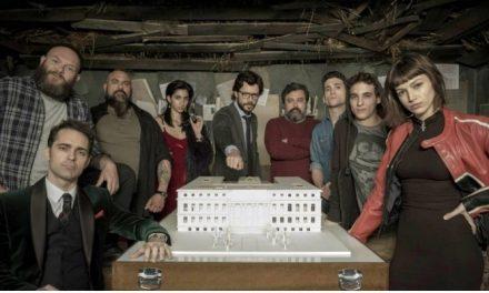 Nova série espanhola da Netflix terá atores de 'La Casa de Papel'