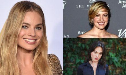 Margot Robbie, Greta Gerwig e estrela chilena serão apresentadoras do Oscar 2018