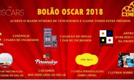 Oscar 2018: confira os favoritos do bolão do Cine Set 2018