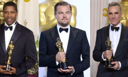 Oscar: TOP 5 Ganhadores de Melhor Ator de 2000 a 2017