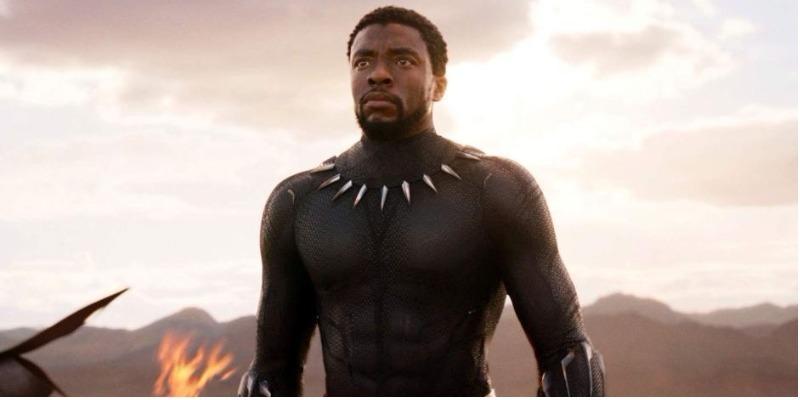 'Pantera Negra' supera 'Os Vingadores' e se torna maior bilheteria de filmes de HQ´s nos EUA