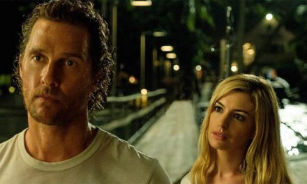 Parceria entre Anne Hathaway e Matthew McConaughey entra na briga pelo Oscar 2019