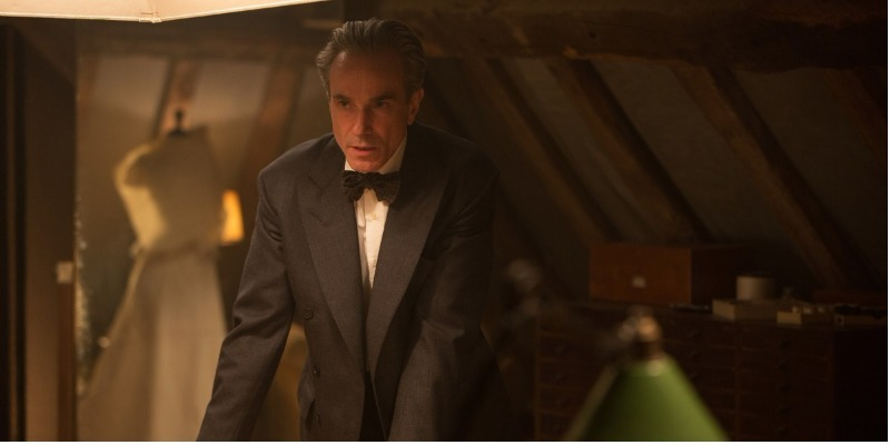 'Trama Fantasma': a excelência de Daniel Day-Lewis e Paul Thomas Anderson em forma de cinema