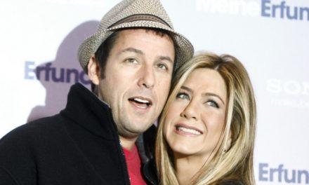 Adam Sandler e Jennifer Aniston retomam parceria em nova comédia da Netflix