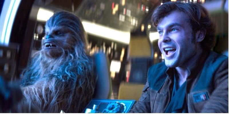 Cinemas de Manaus iniciam vendas para 'Han Solo: Uma História Star Wars'