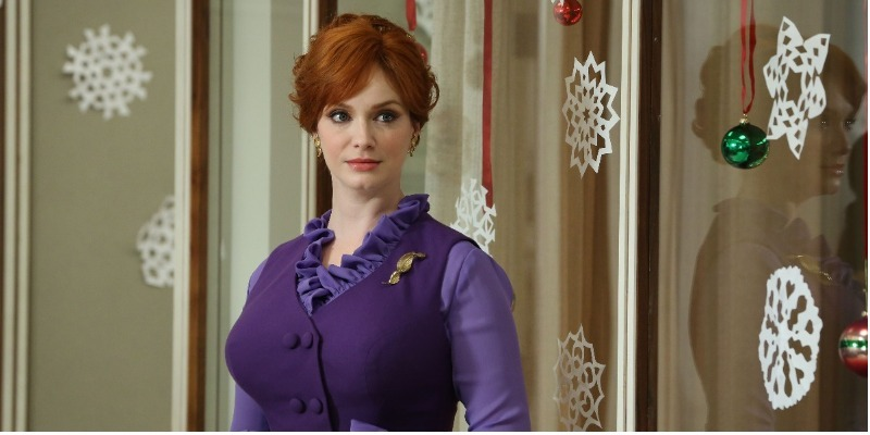 """Mad Men' abriu o debate sobre desigualdade e assédio sexual', diz Christina Hendricks"