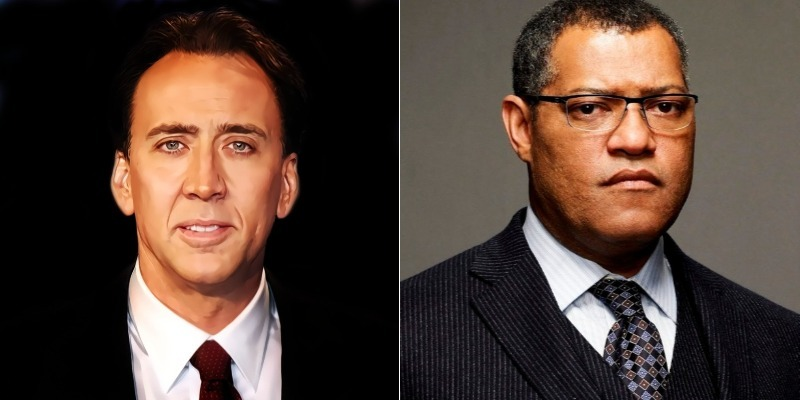 Nicolas Cage e Laurence Fishburne estarão no suspense 'Running With the Devil'