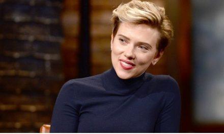 Scarlett Johansson reflete sobre Time's Up: 'não há onde se esconder'