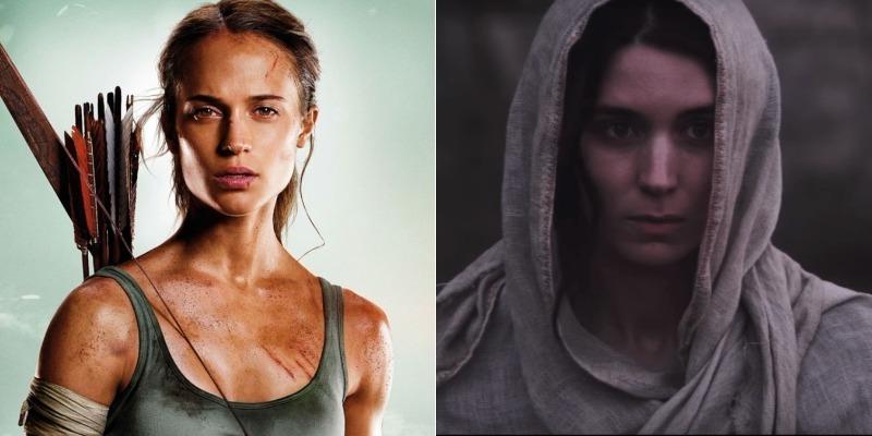 'Tomb Raider' e 'Maria Madalena' são atrações nos cinemas de Manaus