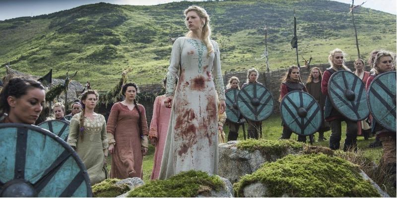 'Vikings': A importância do protagonismo feminino entre épocas