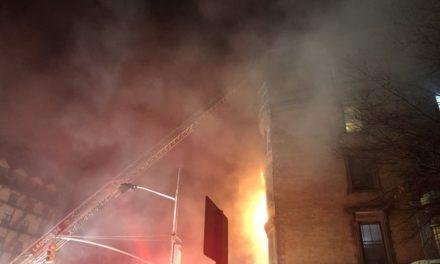 Bombeiro morre em incêndio nas gravações do novo filme de Edward Norton