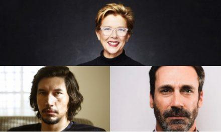 Adam Driver, Annette Bening e Jon Hamm negociam para drama sobre torturas cometidas pela CIA