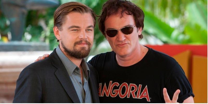 Quentin Tarantino e Leonardo DiCaprio elevam expectativas de filme sobre Charles Manson