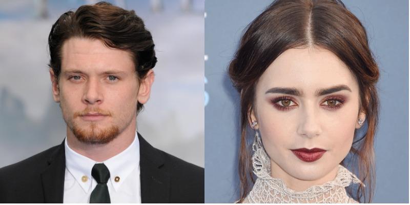Jack O'Connell e Lily Collins serão protagonistas do suspense 'The Cradle'