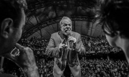 Lula acredita em acordo do Netflix com a Globo para 'O Mecanismo'