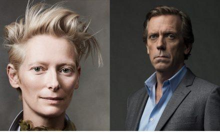 Tilda Swinton e Hugh Laurie estarão em adaptação de clássico de Charles Dickens