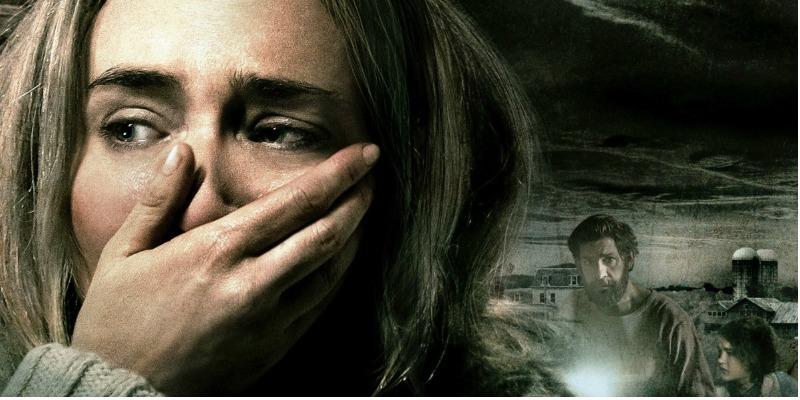 'Um Lugar Silencioso': cinema de terror em estado de pura tensão