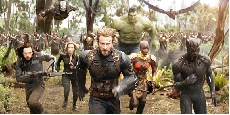 'Os Vingadores: Guerra Infinita' alcança US$ 2 bilhões nas bilheterias mundiais