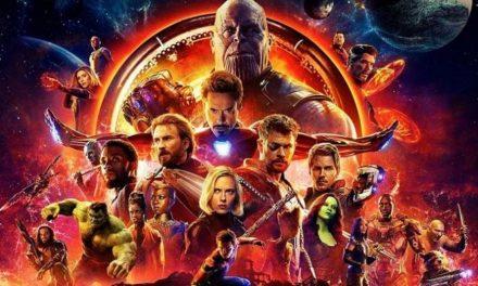 'Os Vingadores: Guerra Infinita' continua no topo das bilheterias dos cinemas dos EUA