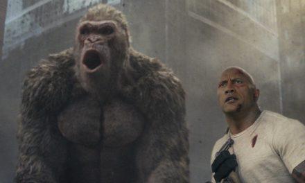 'Rampage – Destruição Total': The Rock não salva precariedade do longa