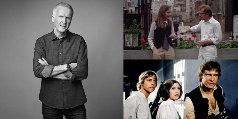 James Cameron critica Oscar pela vitória de 'Annie Hall' contra 'Star Wars'