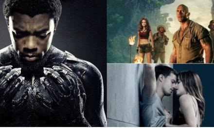 Conheça o filme mais visto nos cinemas de Manaus no primeiro trimestre de 2018