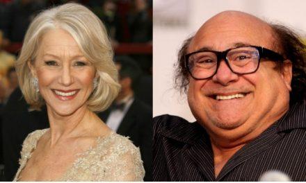 Disney confirma Helen Mirren e Danny DeVito em animação ao lado de Angelina Jolie
