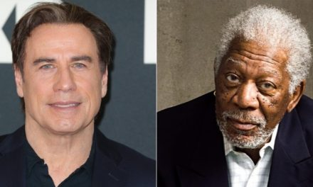 John Travolta e Morgan Freeman serão protagonistas de 'The Poison Rose'